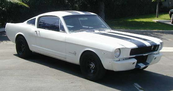 Just Mustangs 1965 Sold